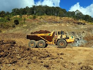 Treasurer pushes Senate to repeal mining tax