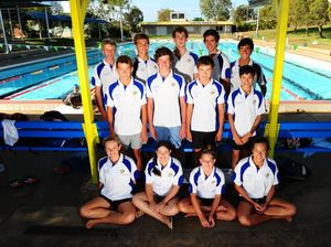 Gladstone Gladiators head off to realise swimming potential