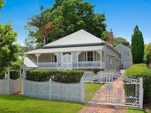 Stunningly restored home hits the market