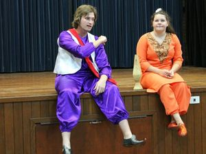 Woman makes directorial debut with M'boro Players' Aladdin