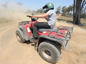 NFF calls for quad bike industry to produce safety measures