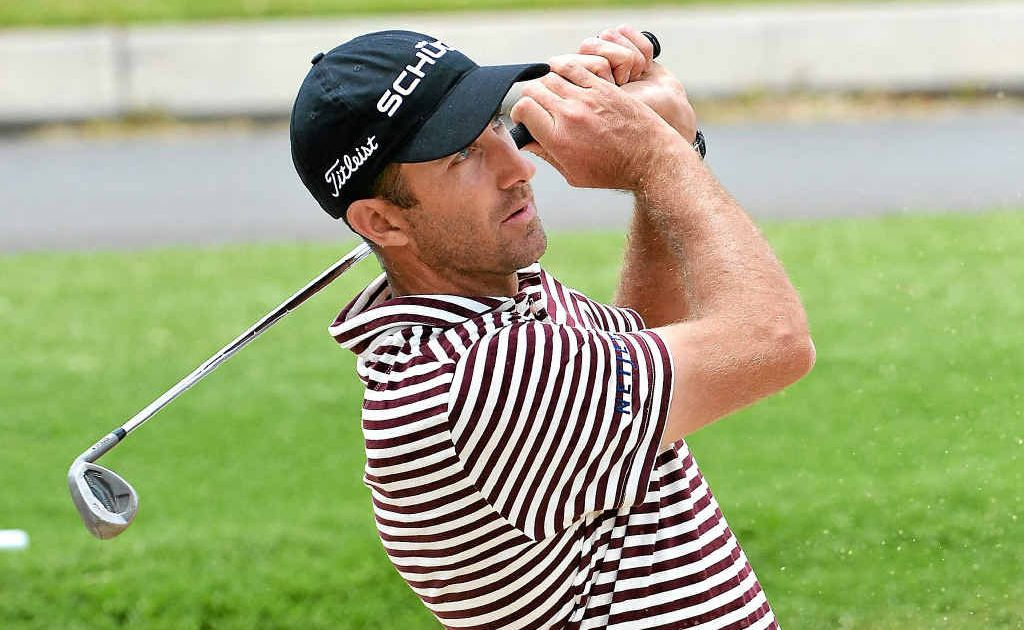 Geoff Ogilvy says there are no lingering issues with Robert Allenby.