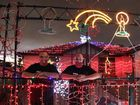 Dalby pair spreads Christmas cheer with lights display