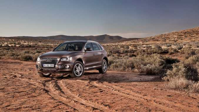Road Test Audi Q Conquers The Family Road Trip Mackay Daily Mercury - Audi q5 family car