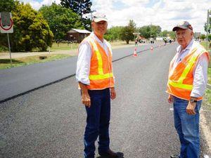Region drives on after vital road repairs at Goomeri