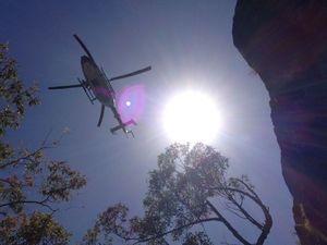 Mt Tibrogargan Rescue