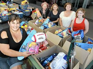 Youi digs deep to bring joy to Adopt-A-Family