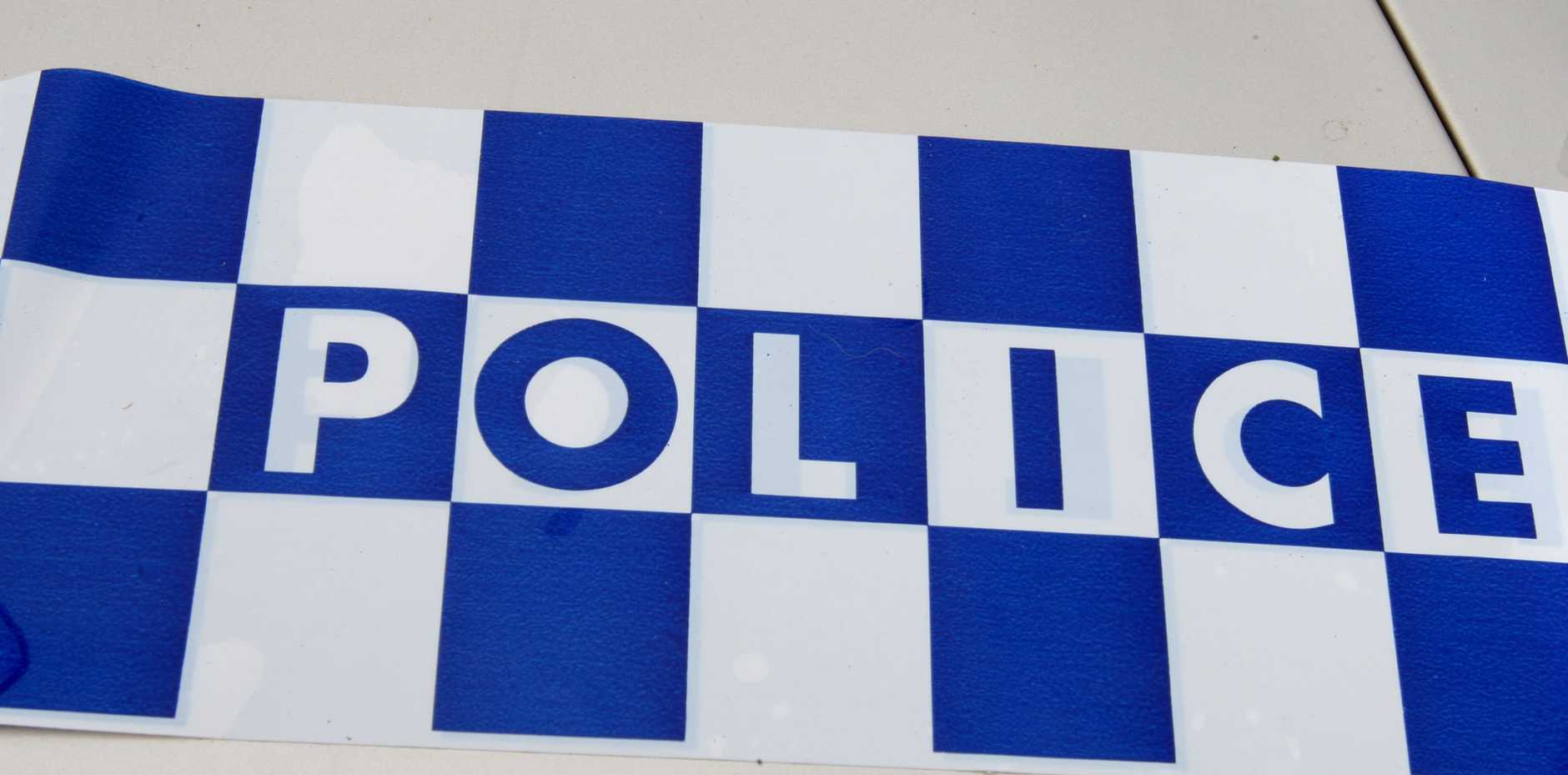 Police disgusted after being called to a North Rockhampton house where a car had been smeared with faeces.