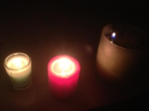 Power lost in Palmwoods.
