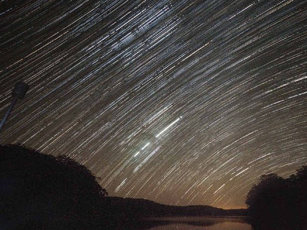 TIME LAPSE: This Friday is the perfect time to get your camera out to capture a meteor shower.