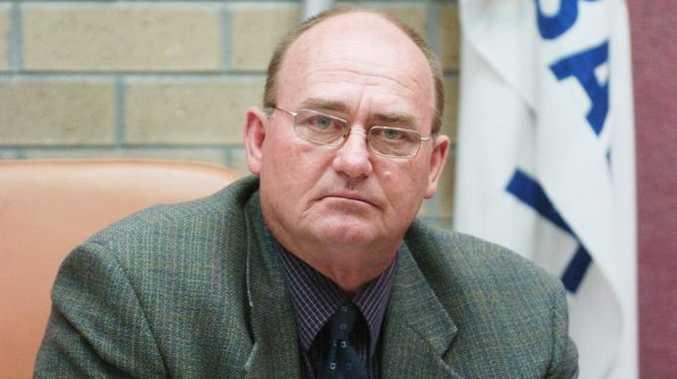 Cr Ernie Bennett Kyogle Shire Council
