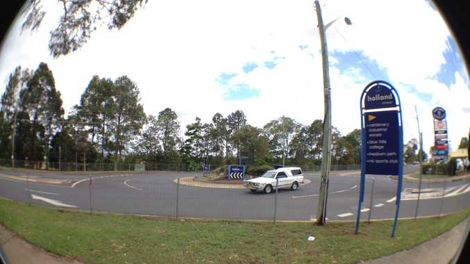 A LISMORE City Council review could see some roundabouts changed to traffic lights. Photo: Dominic Feain