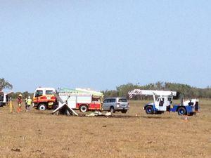 One confirmed dead after plane crash near Burrum Heads