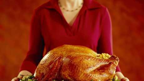 Like a turkey lunch right?