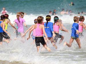 Ballina nippers sign on Saturday for summer at Shaws Bay