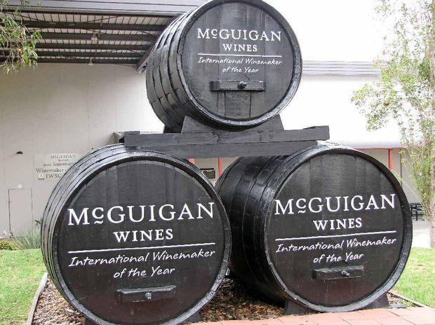 McGuigan Brothers.