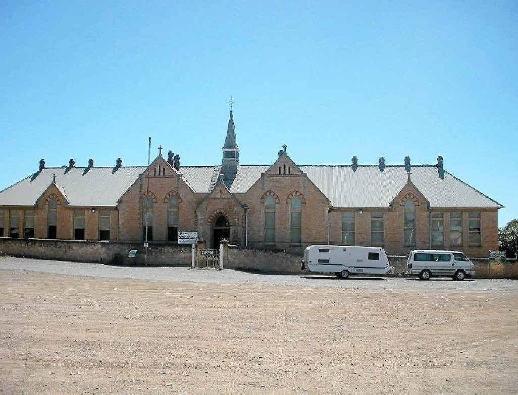 The Moonta Mines Museum, SA.