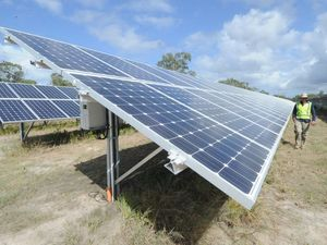 Solar farm is an option for Council