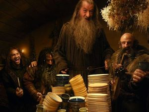 Stunning cinematography in The Hobbit: An Unexpected Journey