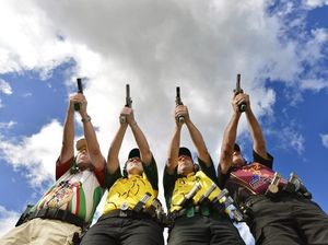 Shooters take aim at Rotorua competition