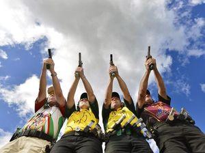 Shooters take aim at Rotorua competition