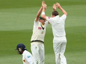 Siddle brings team to triumphant victory