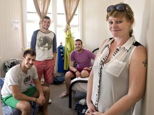Welcome mat rolled out for international backpackers