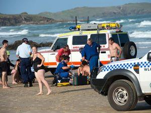 Young boy tragically drowns at Emerald Beach