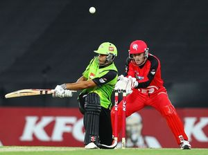 Usman waiting in wings as injury dogs Clarke