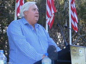 """They've blown up the website"": Palmer says interest is high"