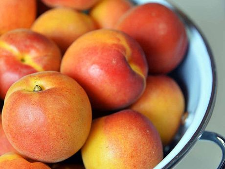 FESTIVE FRUITS: Apricots, mangoes and nectarines are among the favourites in the lead up to Christmas.