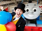 Thomas the Tank Engine and friends at Workshops Rail Museum