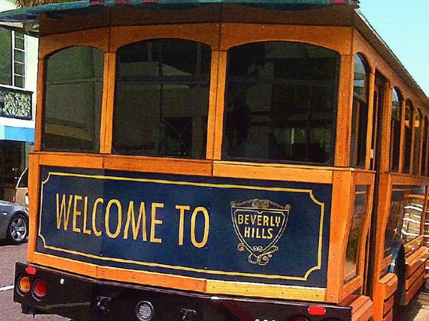 Catch the Beverly Hills Trolley for a guided tour highlighting the celebrity homes, architecture and landmarks that have put Beverly Hills on the map.