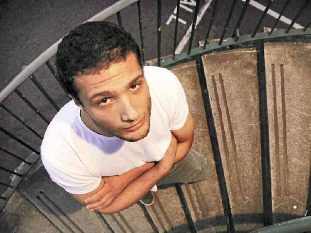 Cosmo Jarvis has a whole lot of talent to bring to Byron Bay.