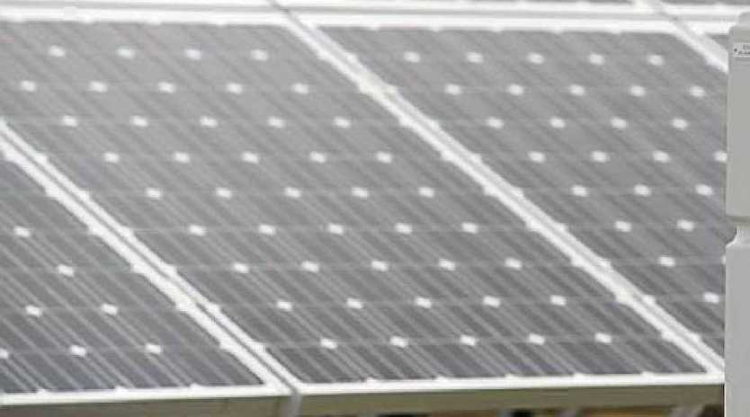 Cr Ross Bartley does not support a council report on solar panels.