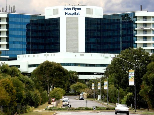 John Flynn Hospital. Photo: Blainey Woodham / Tweed Daily News