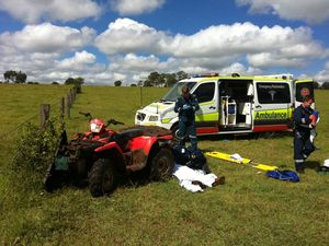 Shorten calls for measures to increase quad bike safety