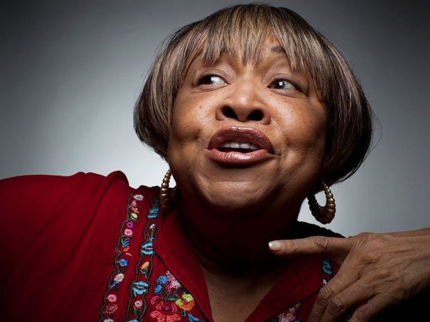 Mavis Staples is all set for Bluesfest.