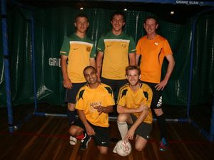 Billy Goats prove too gruff for champion team