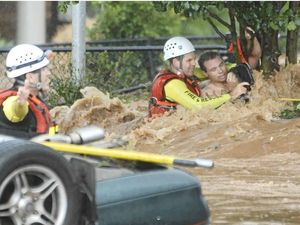 Grantham plans flood memorial