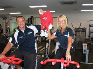 Gladstone gym gets hearts racing with blood donations