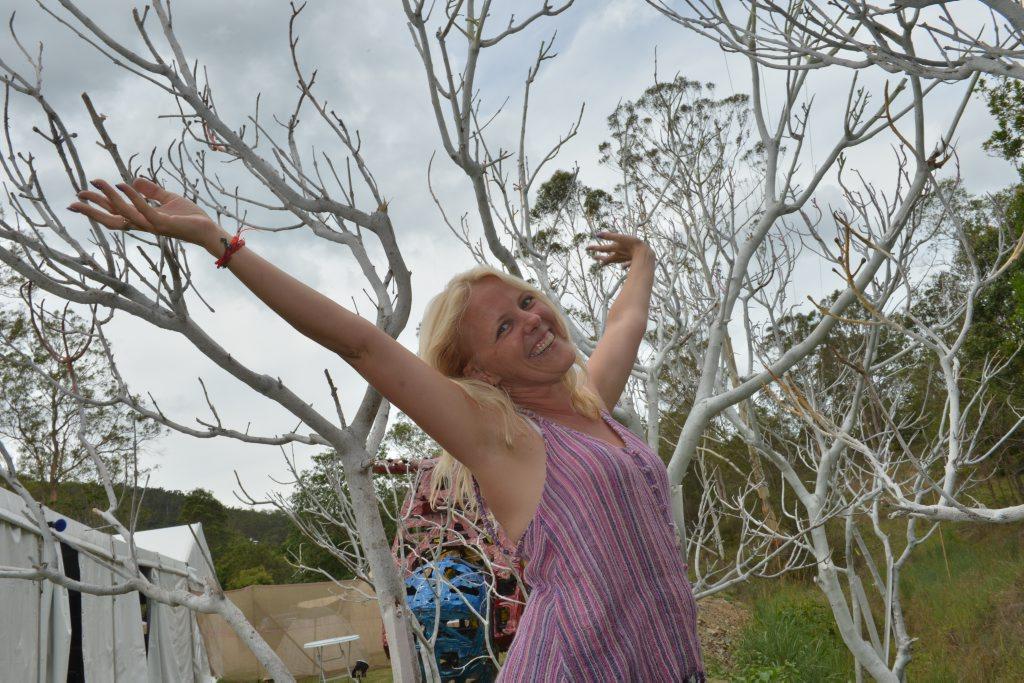 Woodford 2012 is feeling like it will be a beauty. Jenny Oakley.