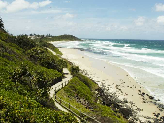 Shelly Beach, Ballina