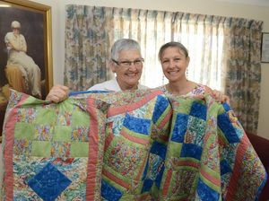 Hospice fundraiser has blanket appeal