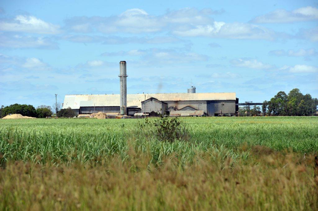 BINGERA MILL: Bingera Mill. Photo: Max Fleet / NewsMail