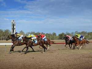 Female jockeys race away with clean-sweep at Calliope meet