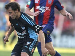 Rumours spark talk of Del Peiro's future at Sydney FC