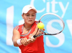 Barty aces top Ipswich honour