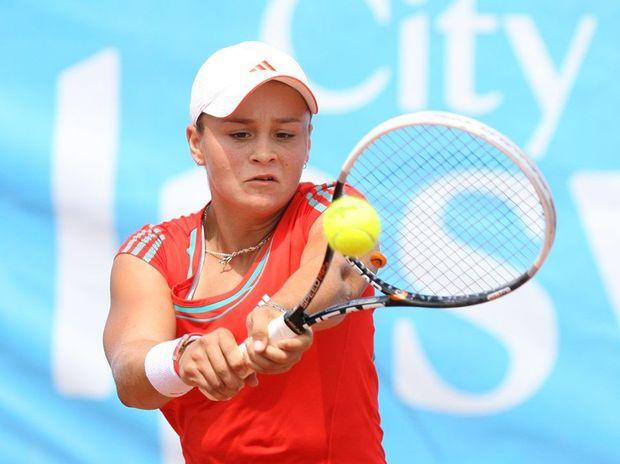 Ashleigh Barty will contest the Moorilla Hobart International