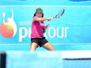 Rockhampton star's dad accuses Tennis Australia of bias
